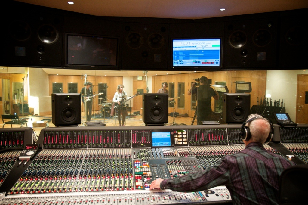 producer steve levine mixes patch william on jbl lsr6300 studio monitors at british grove. Black Bedroom Furniture Sets. Home Design Ideas