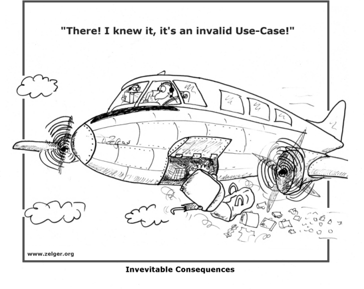 Simply the Test: Invalid Use-Case