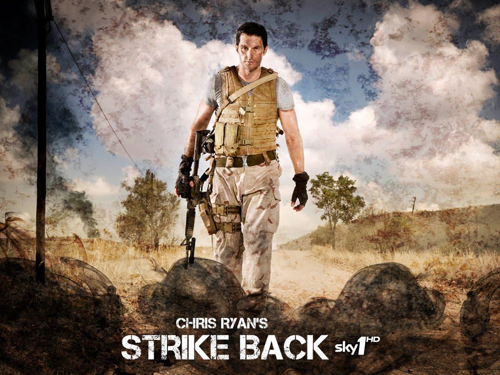 strike back burning series
