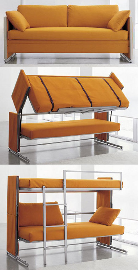 Phenomenal G Bans World Transfurniture Couch Turns Into Bunk Bed Creativecarmelina Interior Chair Design Creativecarmelinacom