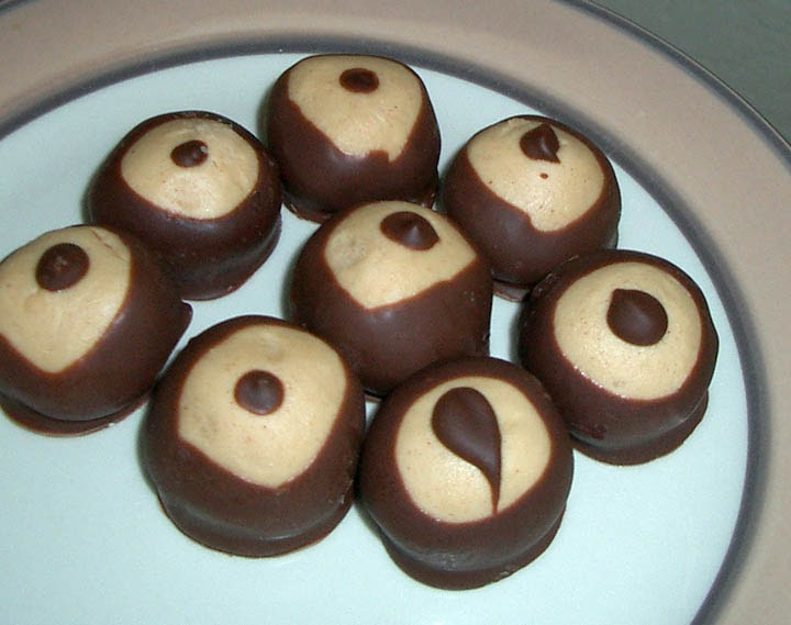 Barefoot Plumies Is Now Cab Cooks Buckeye Candy Recipe
