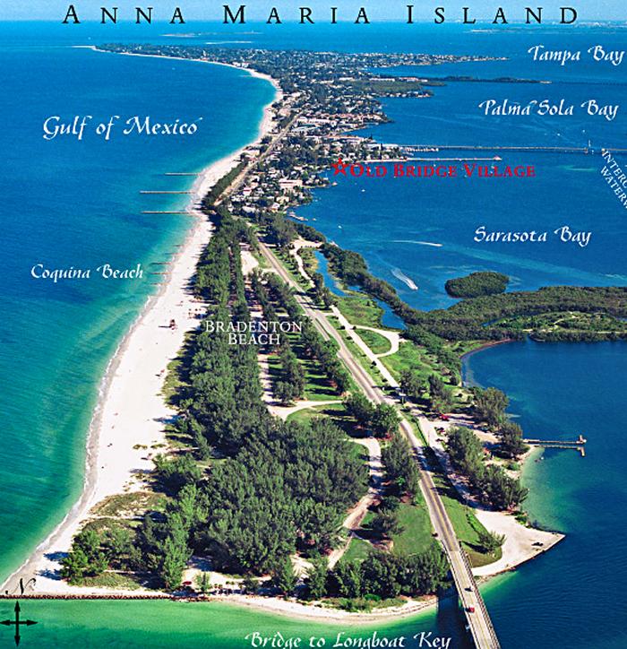Anna Maria Island: I See Old People: November 2010