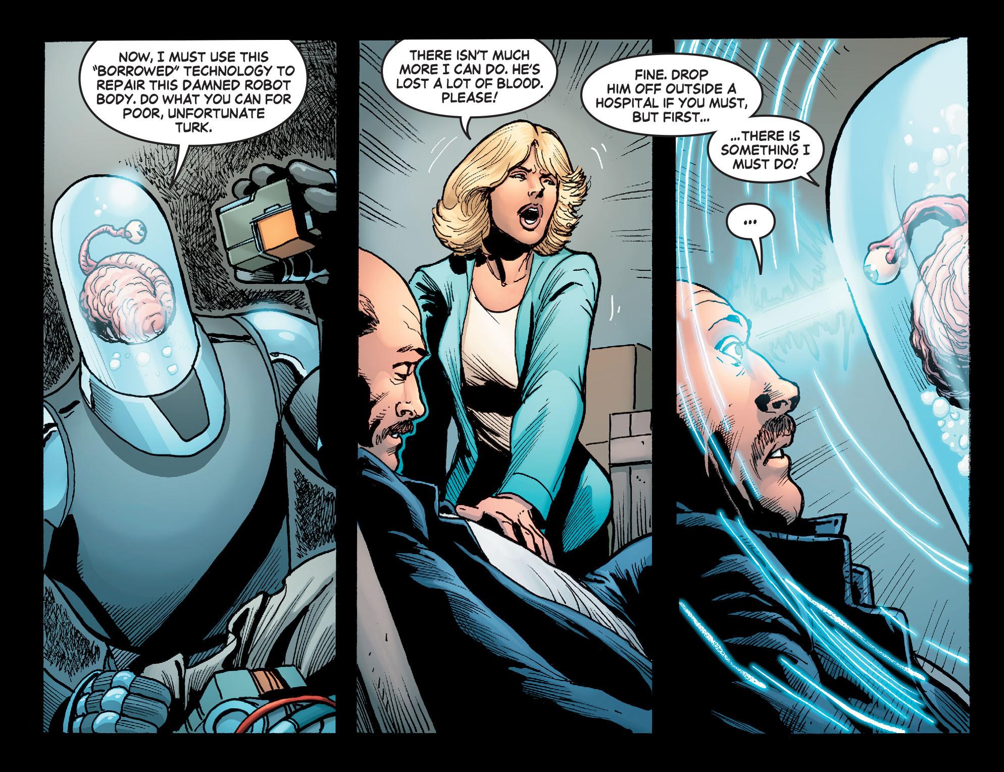 Read online Wonder Woman '77 [I] comic -  Issue #21 - 10