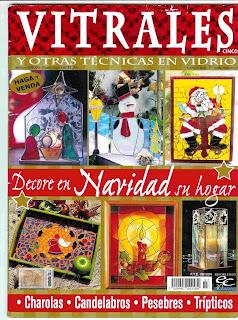 Vitrales Nro. 5 Especial Navidad