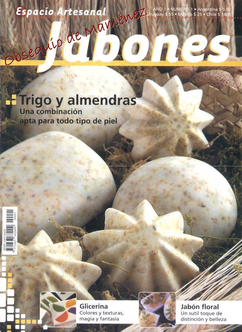 Revista: Jabones No. 1. Espacio Artesanal