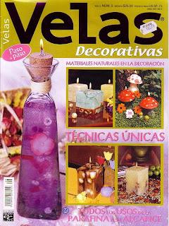 Velas Decorativas Nro. 9
