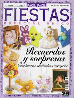 Revista: Fácil Fácil Fiestas