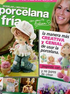 Revista: Modelar y Modelar Porcelana Fría No. 5