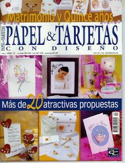 Papel Y Tarjetas con Diseño Nro. 22