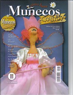 Muñecos Country Nro. 23