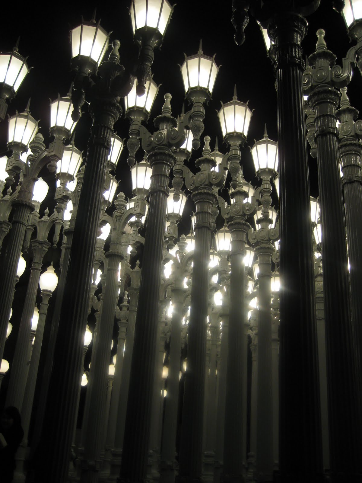 Urban Lights Lacma