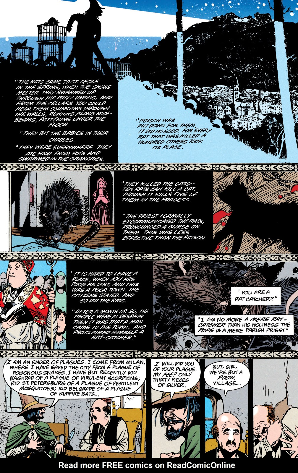 Read online The Children's Crusade comic -  Issue # _TPB (Part 1) - 32