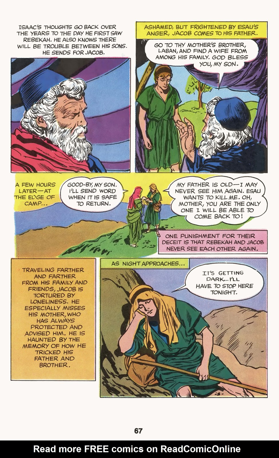 The Picture Bible issue TPB (Part 1) - Page 69
