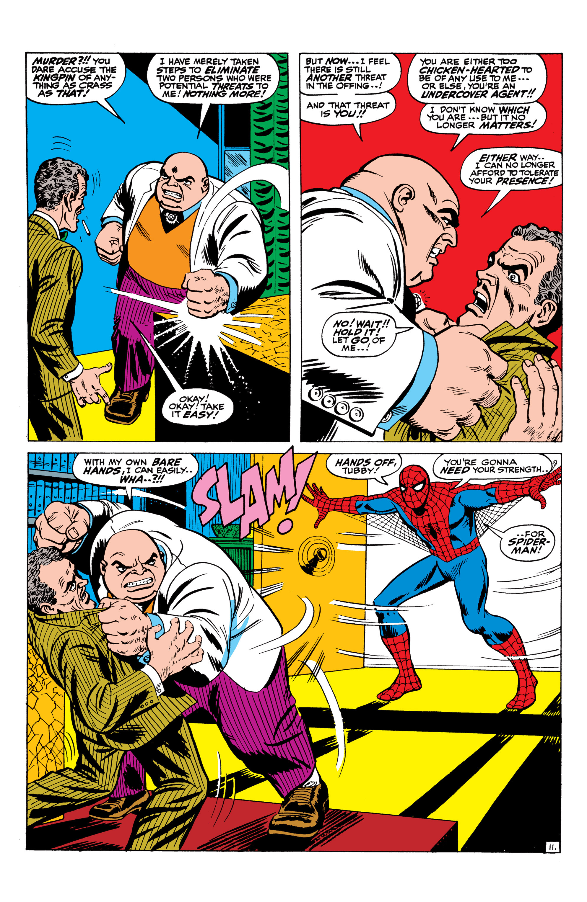 The Amazing Spider-Man (1963) 52 Page 11