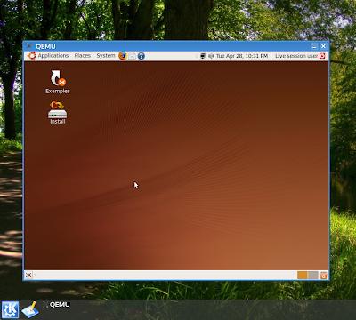 TuxArena Blog: Easily Configure QEMU to Run Bootable ISO ...
