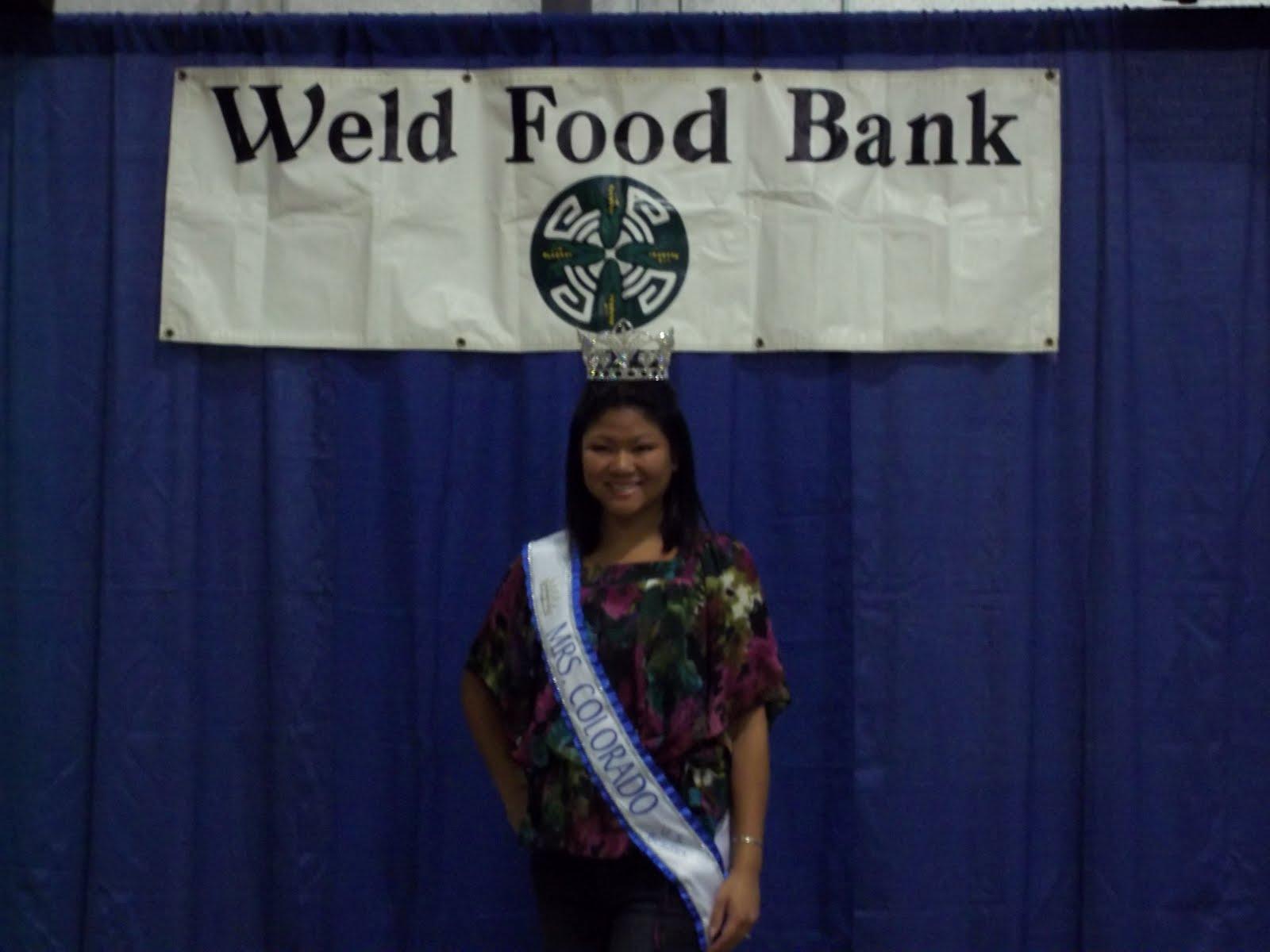 Weld Food Bank Volunteer
