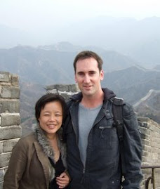 David and Lisa Klein @ The Great Wall of China