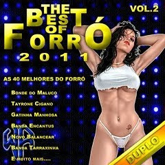 Download CD The Best Of Forró 2011 – Volume 2
