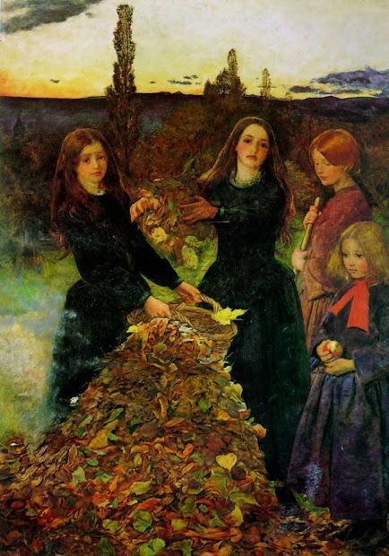 Cores Cheiros John Everett Millais