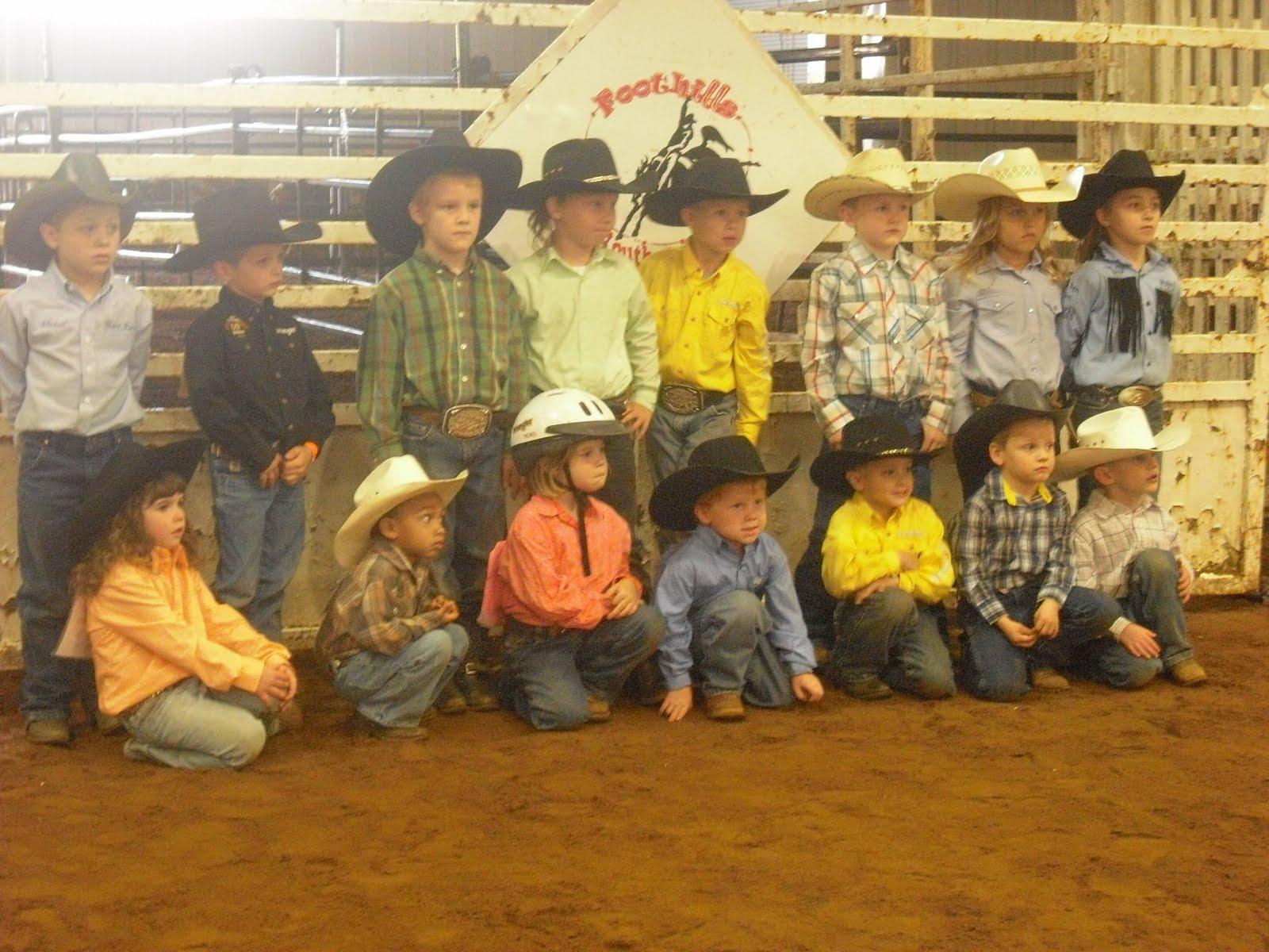 Littlest Cowboy November 2009