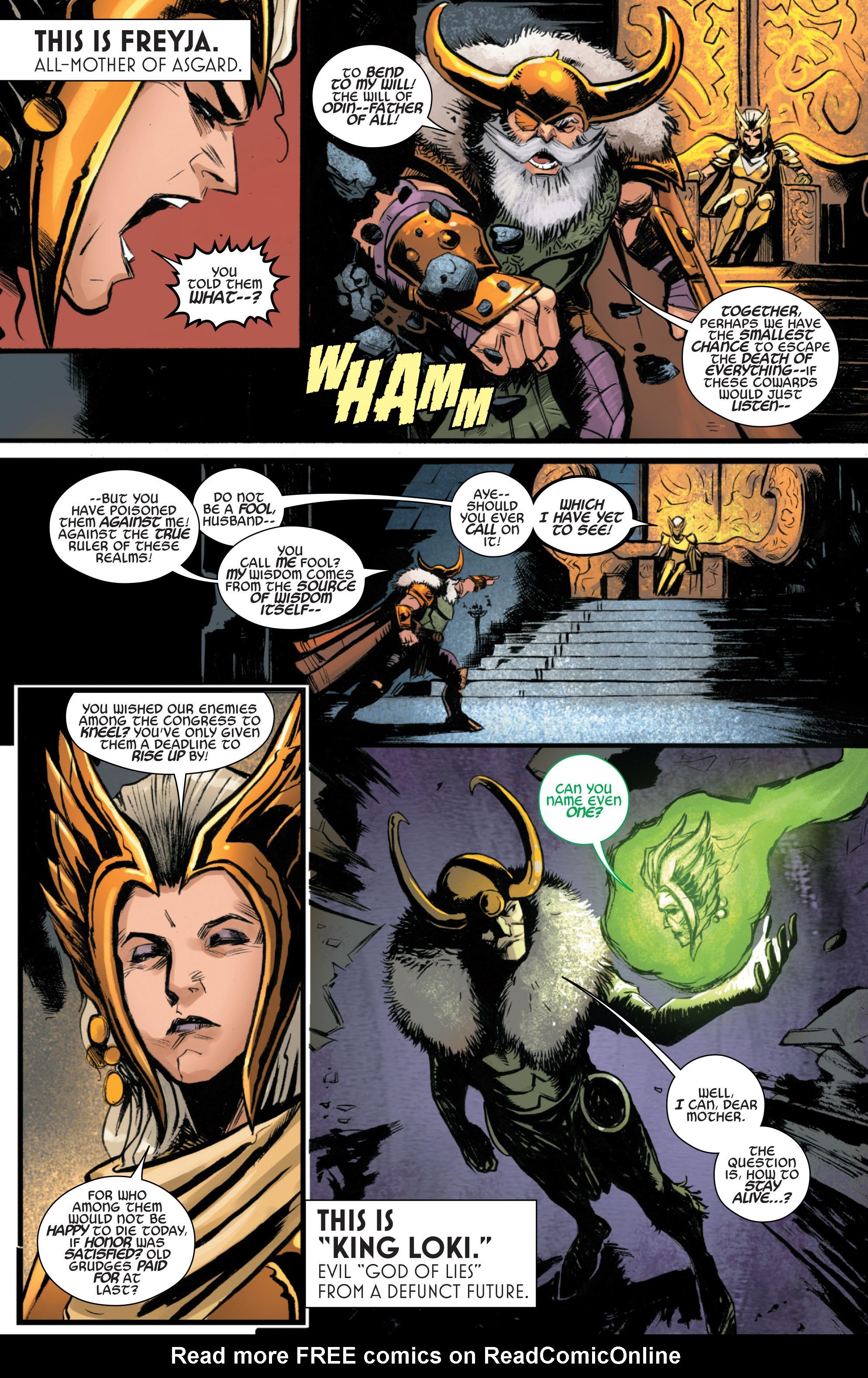 Read online Secret Wars: Last Days of the Marvel Universe comic -  Issue # TPB (Part 1) - 54