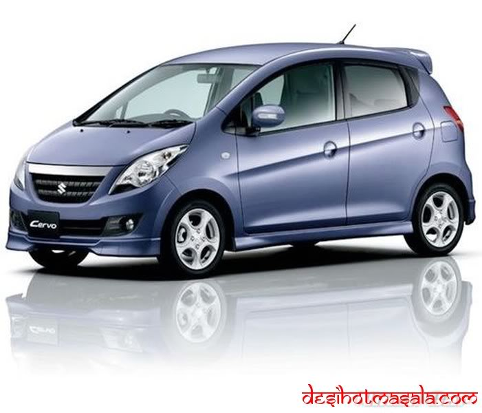Suzuki Car Wallpaper: 2010 Maruti Suzuki CERVO Stills, Photos, Wallpapers And