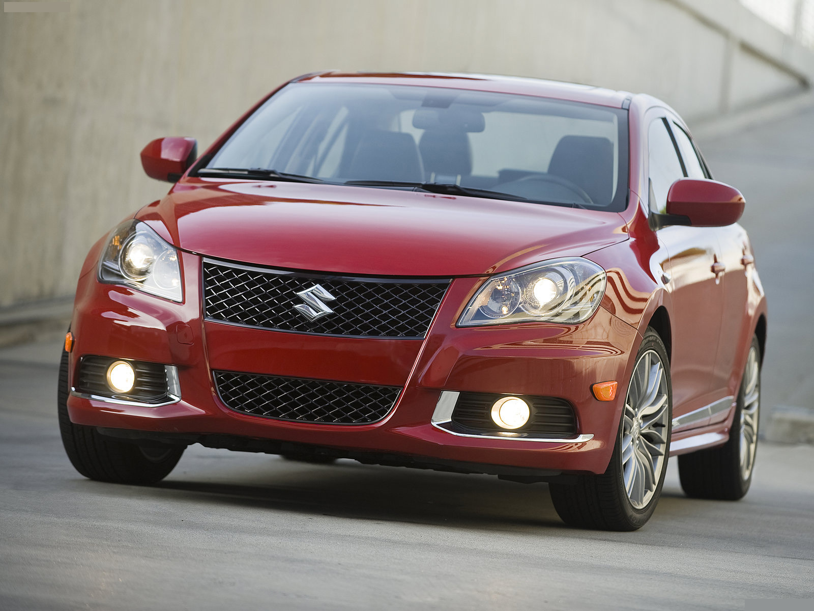 Latest Cars And Bike News 2011 Maruti Suzuki Kizashi Launched In