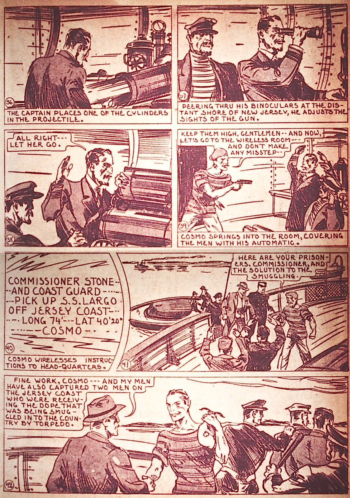 Read online Detective Comics (1937) comic -  Issue #5 - 53