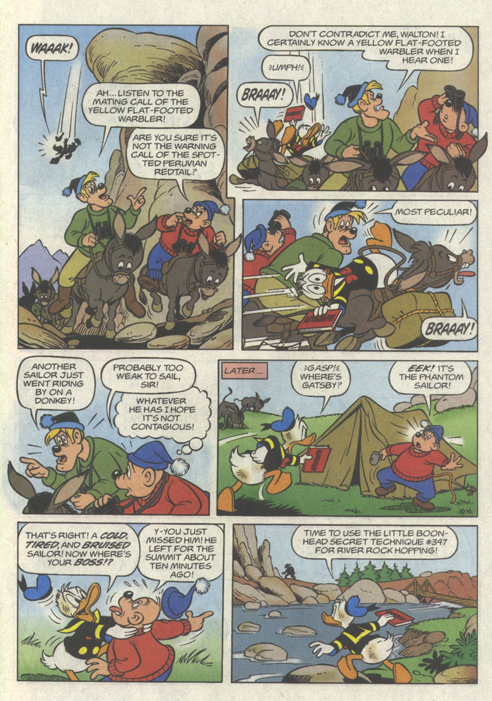 Walt Disney's Donald Duck (1952) issue 305 - Page 29