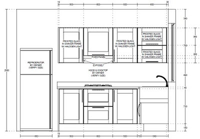 kitchen cabinet shop drawings two storeys window shopping kitchen cabinets 5763