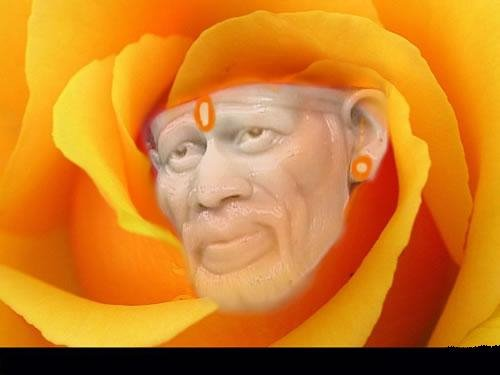 Sai Baba Lucky Photo