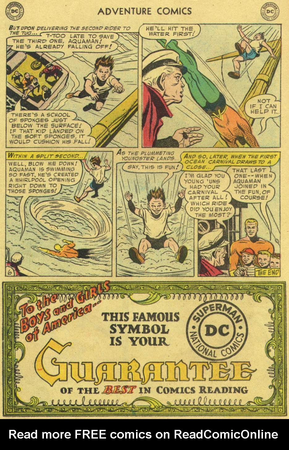 Read online Adventure Comics (1938) comic -  Issue #219 - 22