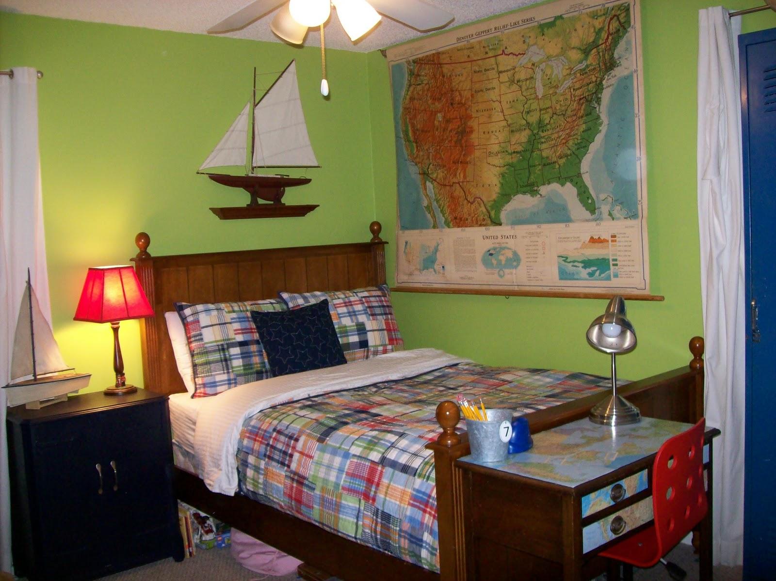 The Pineapple Room Pottery Barn Inspired Boys Room