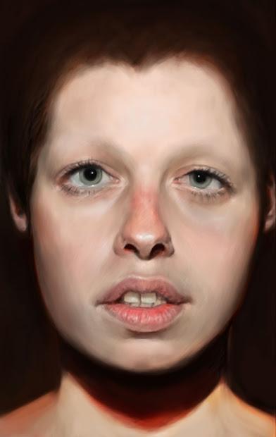 Fluocolor Digital - Study Female Face