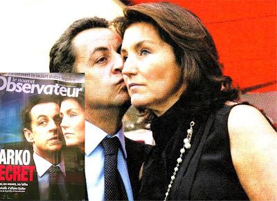 2007, attias, cecilia, france, gala, nicolas, nouvel, obs, présidentielle, sarkozy