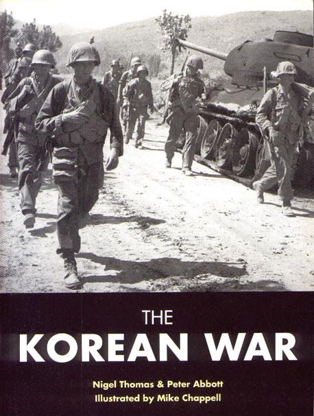 korean war and cold relationship