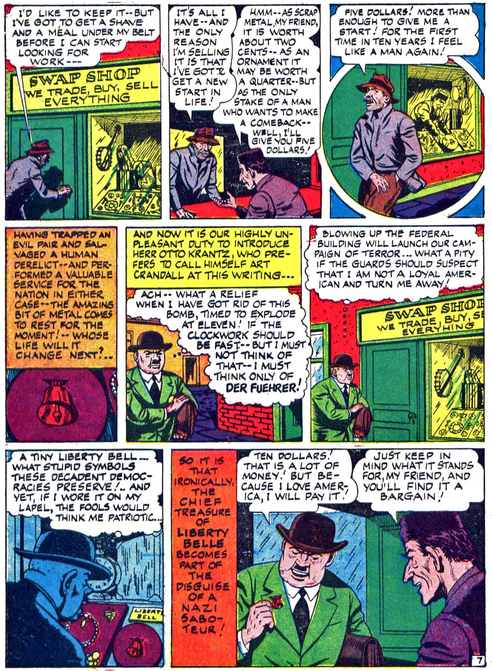Star Spangled Comics (1941) issue 27 - Page 46