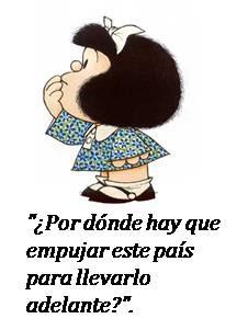 Nuestra Columna Vertebral Feliz Cumpleaños Mafalda