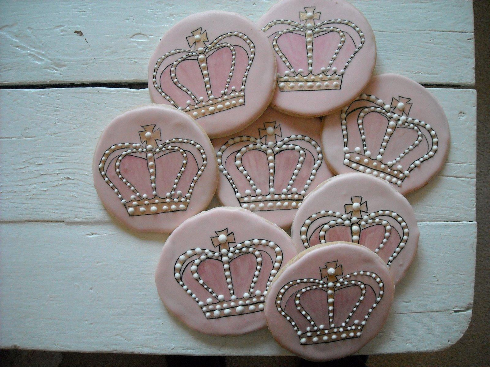 Cookie Du Monde Crown Cookies