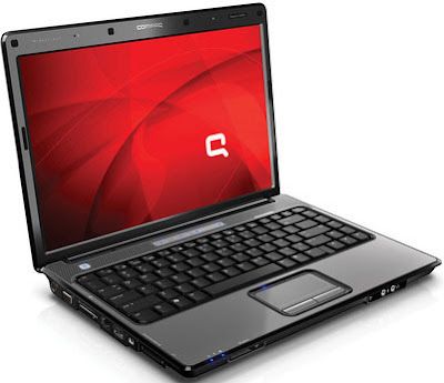 Compaq Presario CQ40-600 Laptop Series Model CQ40-613AX ...