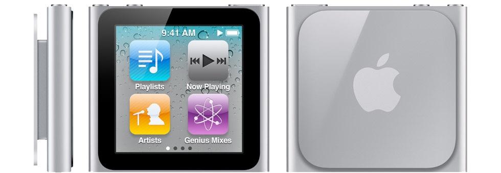 Apple iPod Nano 8GB & 16 GB Price in India, Features ...