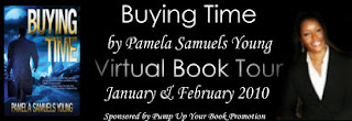 Blog Tour Review: Buying Time by Pamela Samuels Young