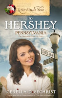 Review of Love Finds You in Hershey, Pennsylvania by Cerella D. Sechrist