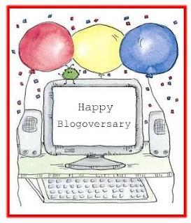 A Blogoversay Giveaway!!!!