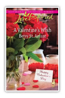 Review of A Valentine's Wish by Betsy St. Amant