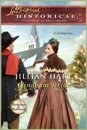 Gingham Bride by Jillian Hart Preview and Giveaway!