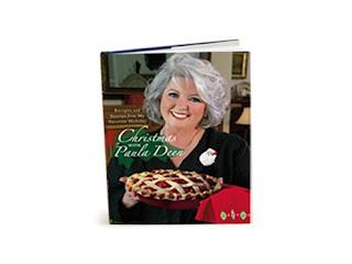 Christmas With Paula Deen Cookbook by Paula Deen