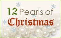 12 Pearls of Christmas Winner–was it you?