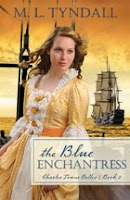Review of The Blue Enchantress by Marylu Tyndall