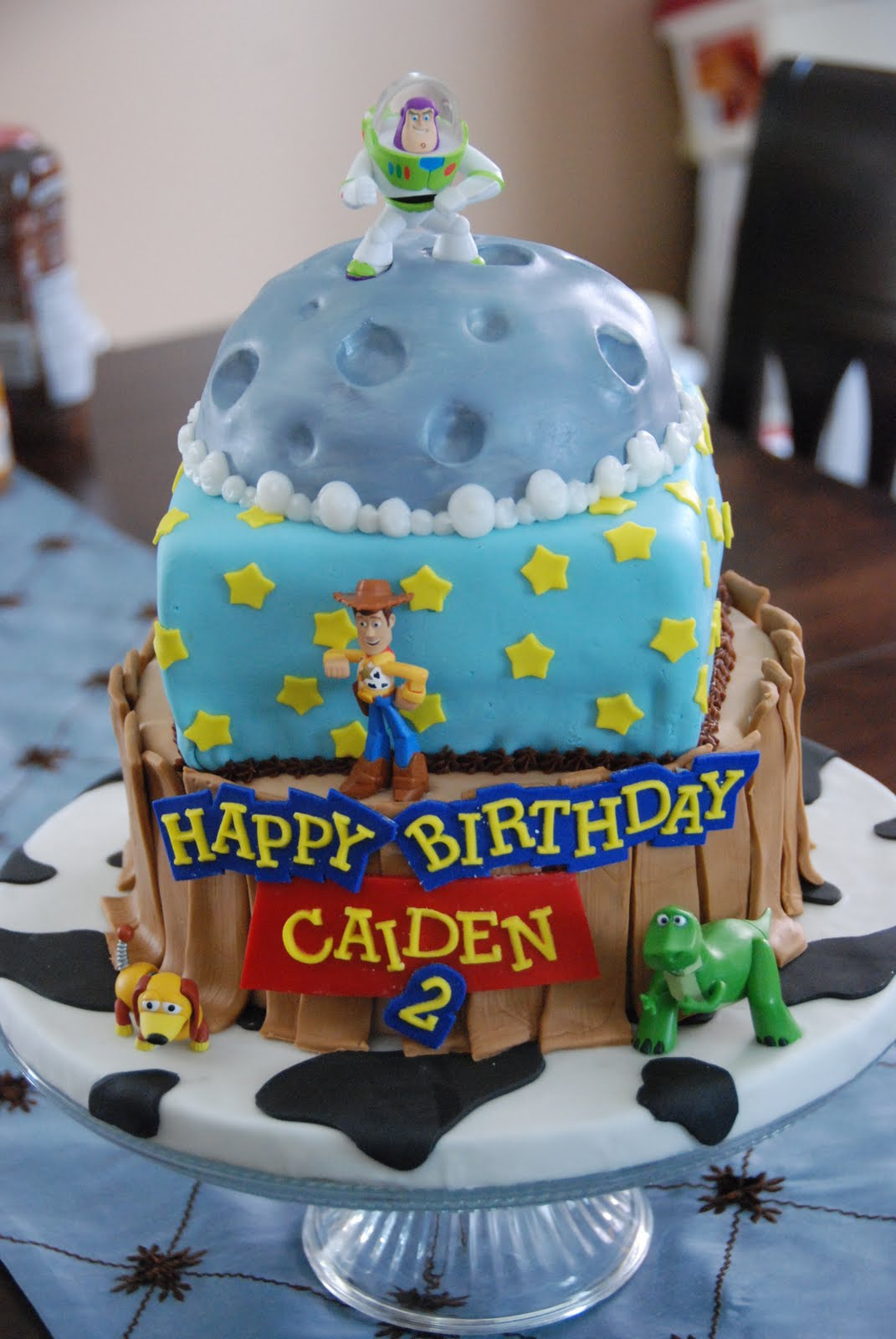 Cake Creations By Trish Toy Story Birthday Cake